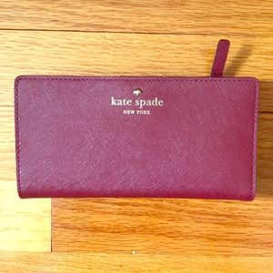 NWOT Kate Spade ♠️ 'Cameron Street- Stacy' Wallet